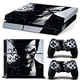 ZoomHit Ps4 Playstation 4 Console Skin Decal Sticker The Joker + 2 Controller Skins Set Review