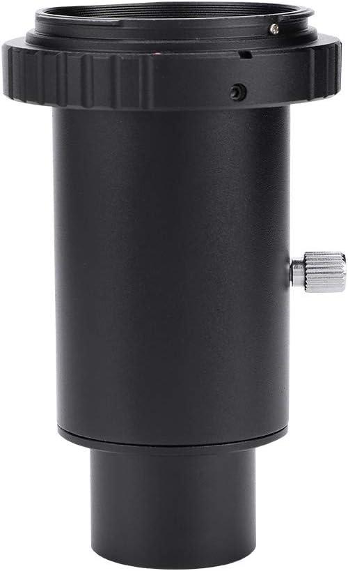 Oumij Adaptateur de Bague dobjectif dappareil Photo Tube dextension de T/élescope Tube dextension 1.25inch Adaptateur de Filetage T M42 Anneau T2 pour Le T/élescope Canon