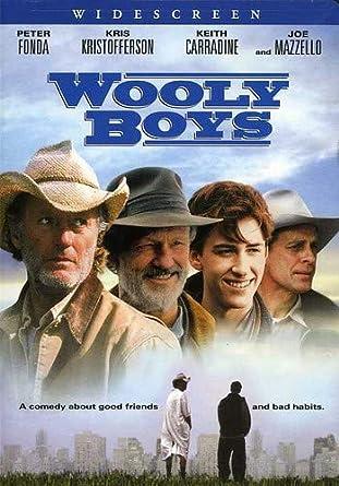 Amazon com: Wooly Boys: Peter Fonda, Kris Kristofferson