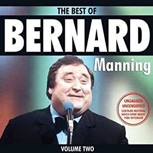 Bernard Manning: Best of, Volume 2 Performance