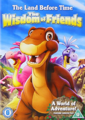 The Land Before Time Series 13: The Wisdom Of Friends [DVD] (The Land Before Time Invasion Of The Tinysauruses)