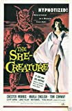 The She-Creature poster thumbnail