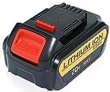 Replacement for DeWALT 18V 3Ah Lithium Battery Pack Compatible with DeWalt ...