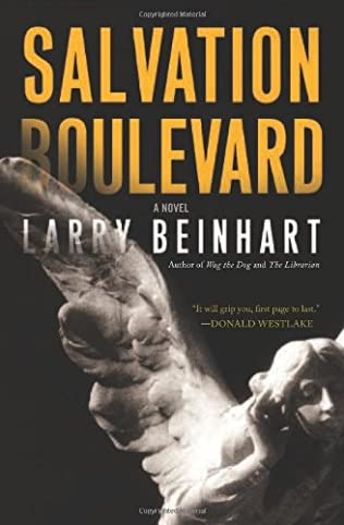 book cover of Salvation Boulevard