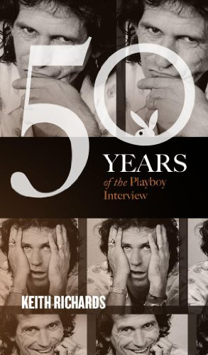 Keith Richards: The Playboy Interview (Singles Classic) (50 Years of the Playboy Interview) (English Edition)
