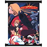"""Star Blazers Anime Fabric Wall Scroll Poster (16""""x21"""") Inches"""