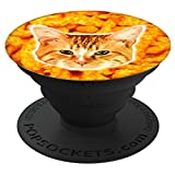 Shane Dawson 260011  Cheeto Cat PopSockets Stand for Smartphones & Tablets