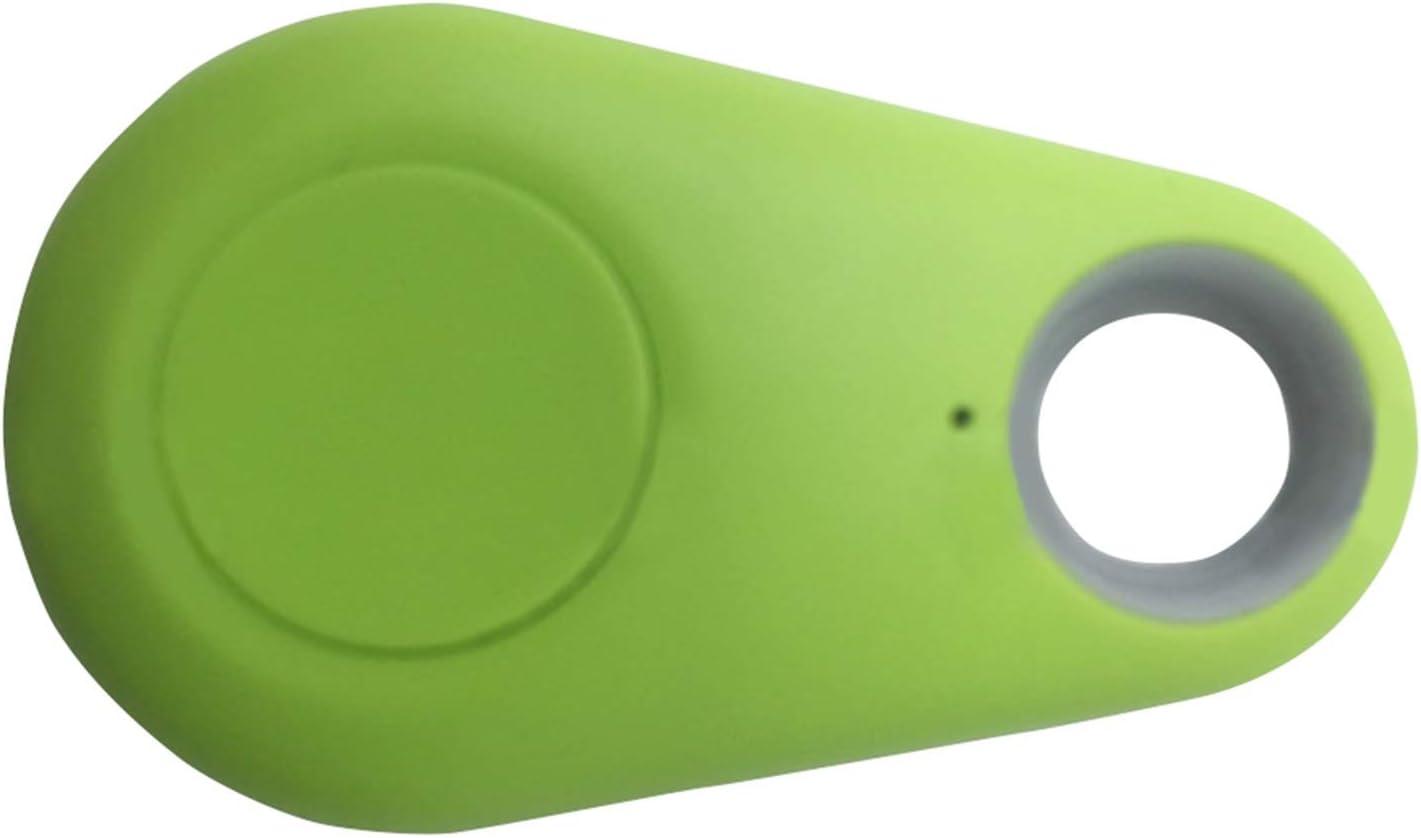 AILOVA - Rastreador GPS para perro, mini rastreador GPS impermeable para animales de compañía, perro, gato, llaves, cartera, bolso infantil, GPS, rastreador de animales (verde)