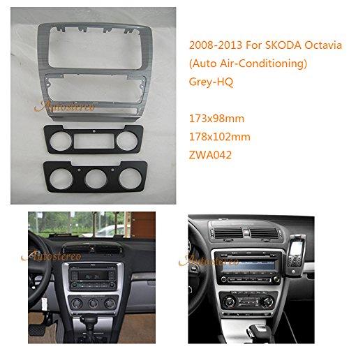 ZWNAV Car Stereo Radio Fascia Facia Panel Complete: Amazon.co.uk: Electronics