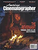 img - for American Cinematographer (January 2016 - Cover: Leonardo DiCaprio as Hugh Glass from The Revenant) book / textbook / text book