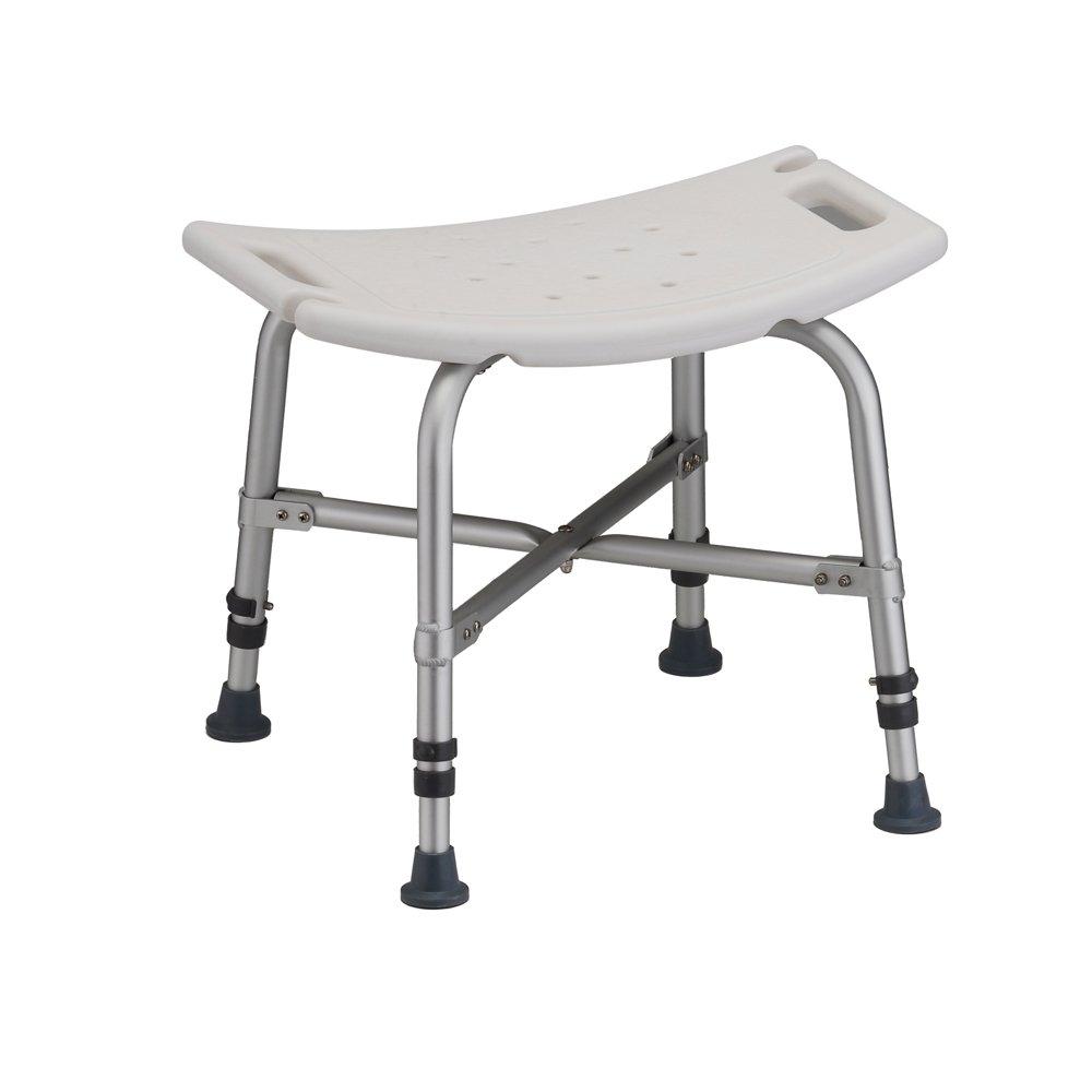 Amazon.com: NOVA Medical Products Heavy Duty Bath Bench: Health ...