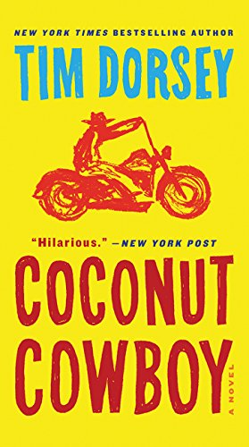 Coconut Cowboy: A Novel (Serge Storms)