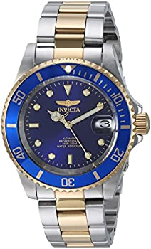 Invicta 8928OB Men's Pro Diver Silver-Tone Automatic Watch
