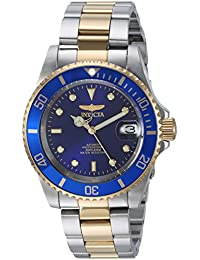 Mens 8928OB Pro Diver Gold Stainless Steel Two-Tone Automatic Watch