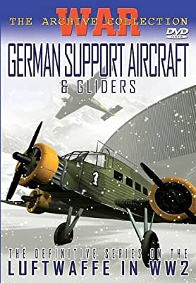 The German War Files - German Support Aircraft [Import anglais]