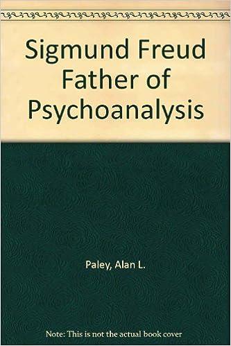 father of psychoanalysis