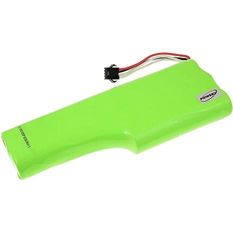 akku-net Batería para Robot Aspirador Ecovacs Deebot D520, 12 V, NiMH