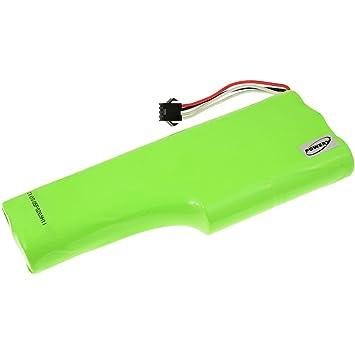 Powery Batería para Robot Aspirador Ecovacs Deebot D520: Amazon.es: Electrónica