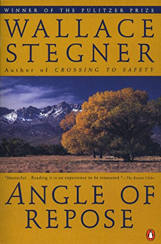 Angle of Repose (Contemporary American Fiction) by Stegner Wallace (1-May-1992) Paperback
