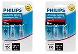 Philips 417204 Landscape Lighting 20-Watt T3