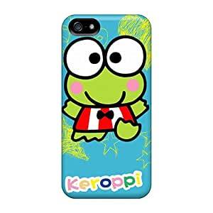 Awesome UbL2427rmYV Mylisa Defender Tpu Hard Case Cover For Iphone 5/5s- Keroppi