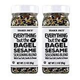 Everything but ththis is the only everything seasoning you'll ever need for decorating and yummifying the tops of bagels—but that's not everything. This simple (yet exemplary) blend of Sesame seeds (white and black), poppy seeds, dried garlic & o...