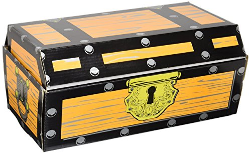 Rhode Island Novelty Pirate Treasure Chest]()