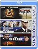 Antwone Fisher / Courage Under Fire / The Siege Triple Feature Blu-ray