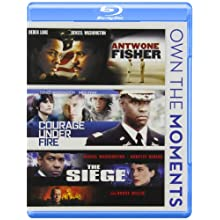 Antwone Fisher / Courage Under Fire / The Siege Triple Feature Blu-ray (2012)