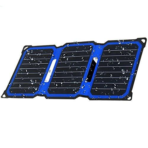 SUNLIT Solar Charger Foldable | 14W ETFE Technology | Auto-R