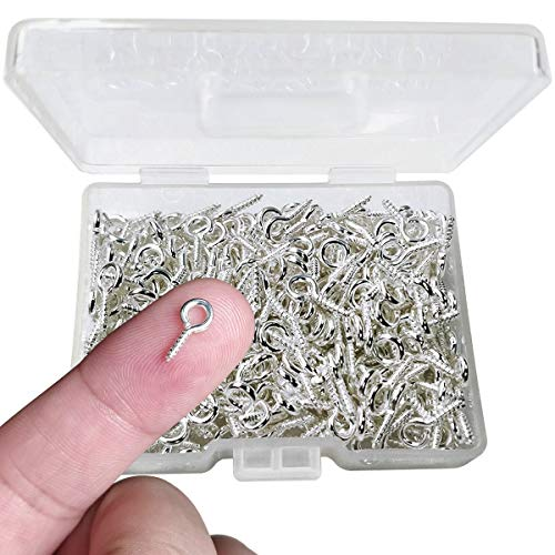 Jewelry Finding Eye Pins