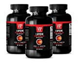 eye health formula - LUTEIN EYE HEALTH SUPPORT - eye care herbs and vitamin - 3 Bottles 540 Softgels