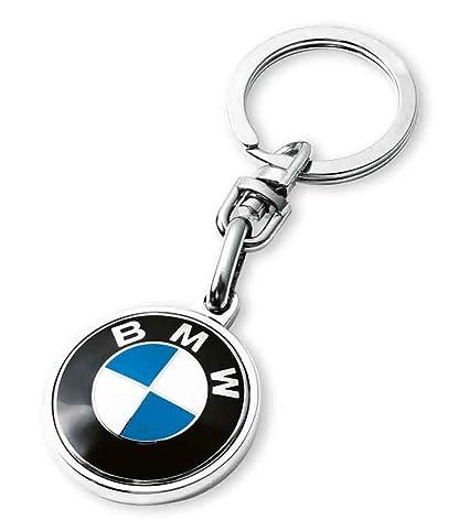 BMW Llavero con Logotipo 80230444663: Amazon.es: Coche y moto
