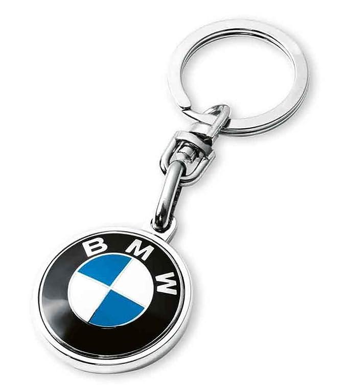 Original BMW M Schl/üsselanh/änger mit Logo M Kollektion 2018//2020