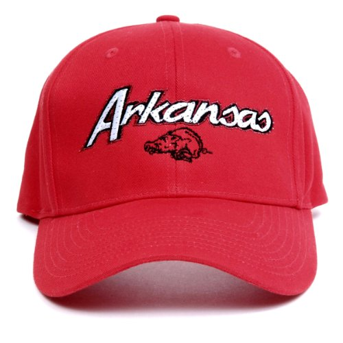 NCAA Arkansas Razorbacks LED Light-Up Logo Adjustable - Razorbacks Arkansas Led