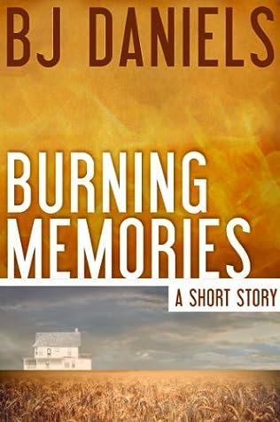 book cover of Burning Memories