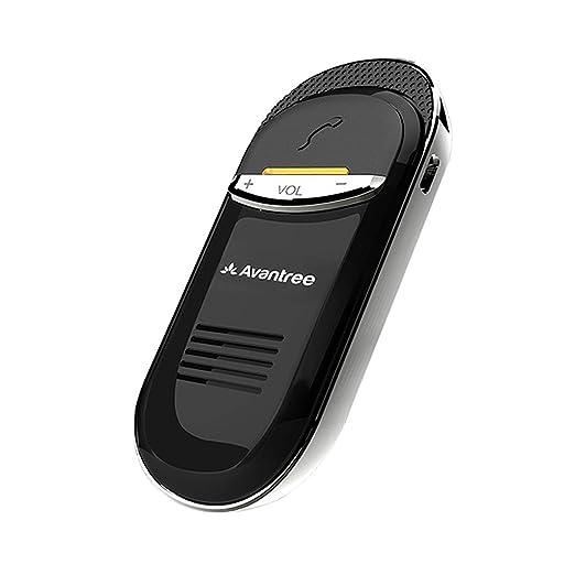 1804 opinioni per Avantree Kit Vivavoce Auto Bluetooth con Trasmettitore in onde FM per Chiamare