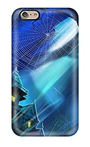 Excellent Iphone 6 Case Tpu Cover Back Skin Protector Halloween Dark Abstract Dark