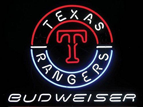 Texas Rangers Neon Sign - Desung New 24