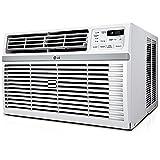 Appliances : LG LW1016ER 10,000 BTU 115V Window-Mounted AIR Conditioner with Remote Control
