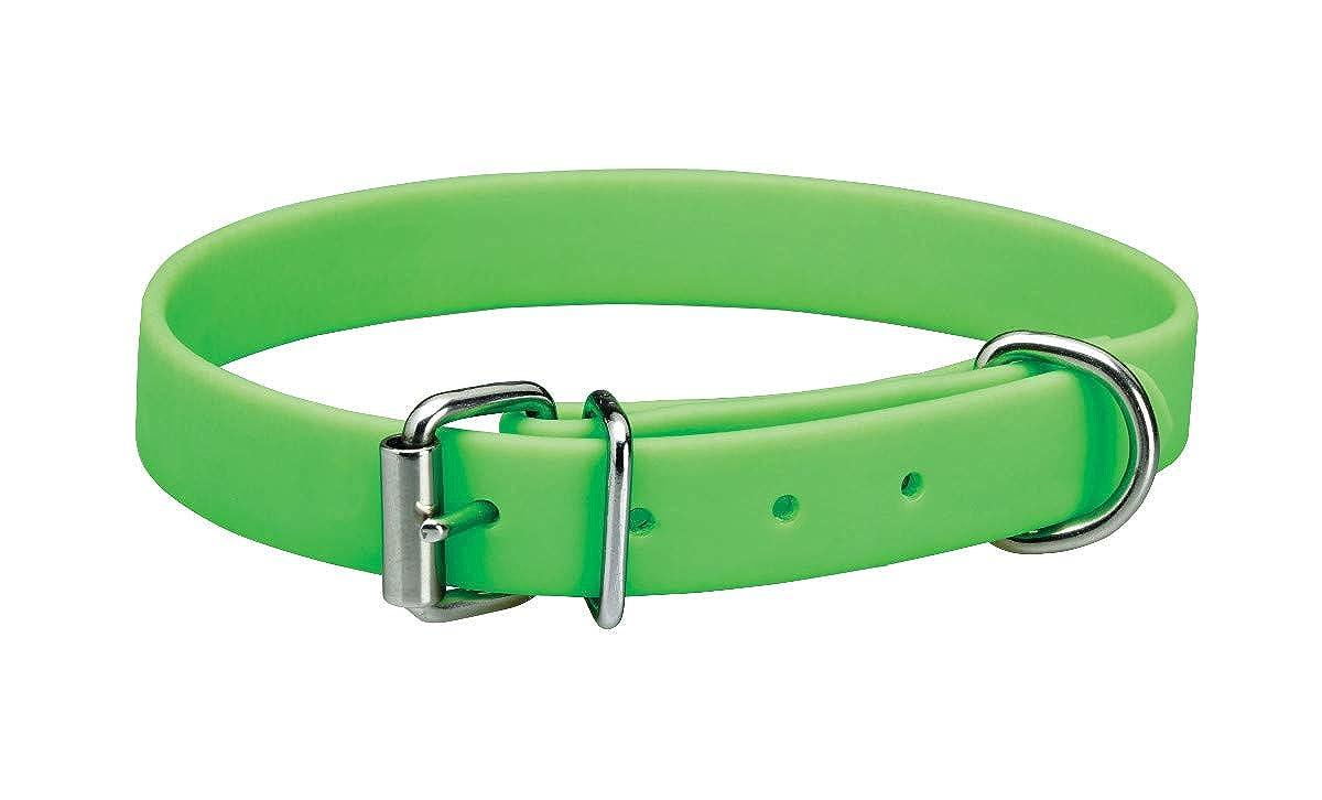 Woofmasta - Collar de limpieza fácil para perro (XS) (Verde ...