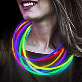 Lumistick 22 Inch Glow Stick Necklaces