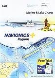 Navionics Plus Regions East Marine and Lake