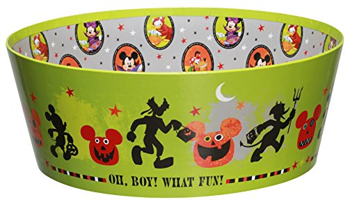 Disney Mickey & Friends Paperboard Candy (Disney Mickey Halloween Party)