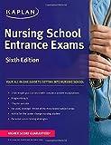By Kaplan Nursing School Entrance Exams (No Series) (6th Edition)