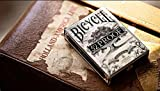 Bicycle 52 Proof Playing Cards by Ellusionist - High Quality Finish, Thick Stock