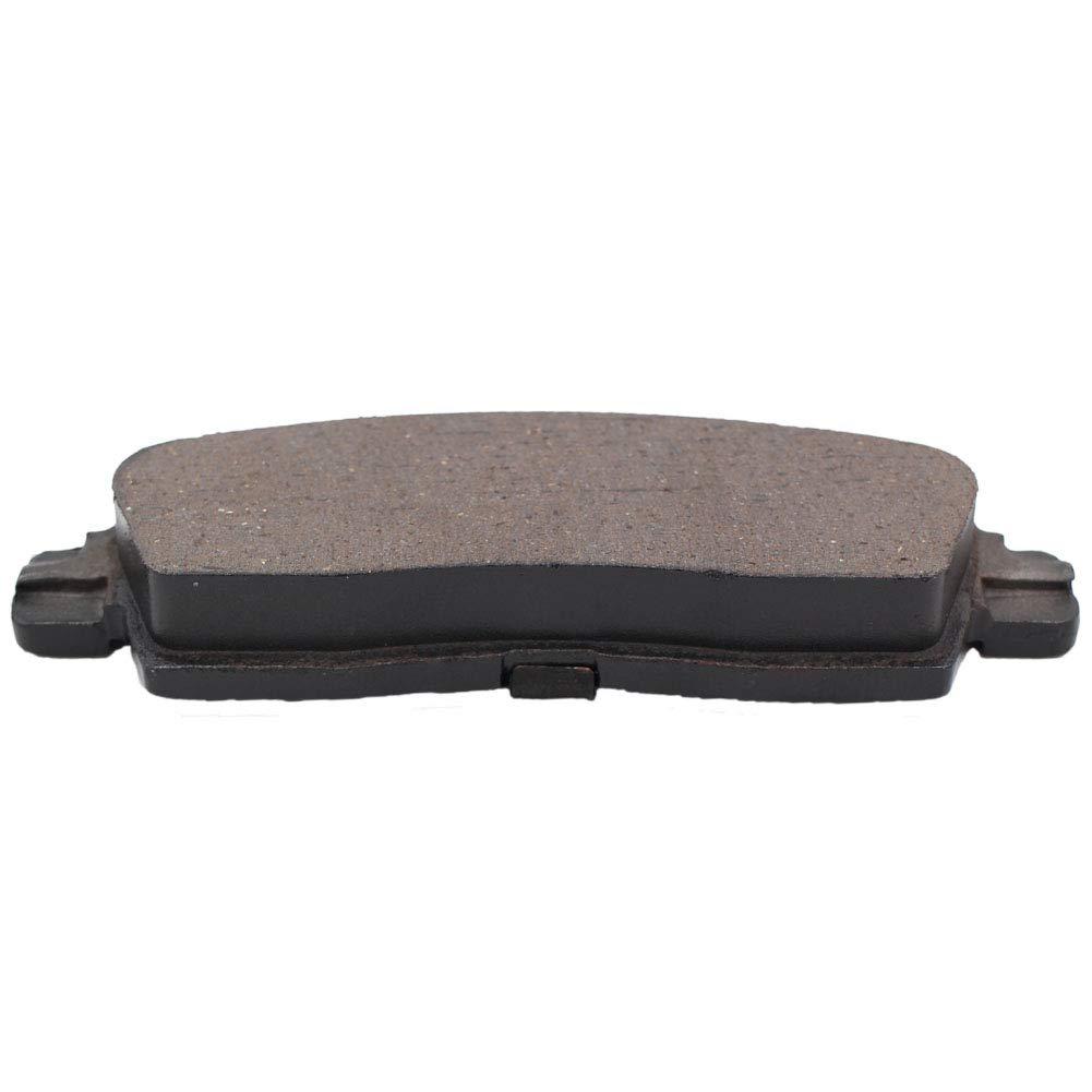 MACEL Ceramic Discs D883 Brake Pads Set