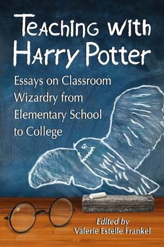 Amazoncom Teaching With Harry Potter Essays On Classroom Wizardry  Teaching With Harry Potter Essays On Classroom Wizardry From Elementary  School To College By  Topics For A Proposal Essay also What Is A Thesis For An Essay  Essay Vs Paper