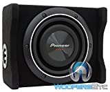 """Pioneer TS-SWX2002 8"""" Shallow-Mount Pre-Loaded"""