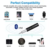 Bluetooth Car Adapter, KINDRM Portable Bluetooth